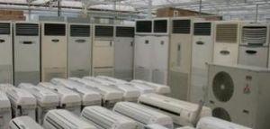 石家庄废旧柜机大量回收
